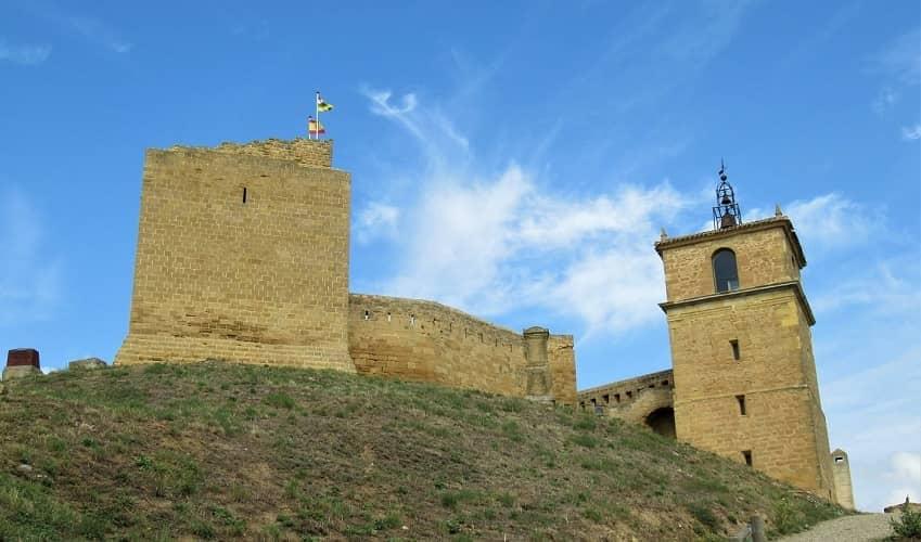 Alto de Rivas - San Vicente - La Rioja Cycling Climb