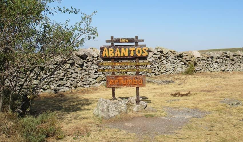 Abantos Summit