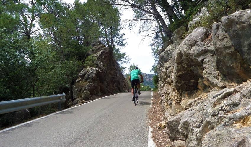 Es Grau - Mallorca Cycling Climb