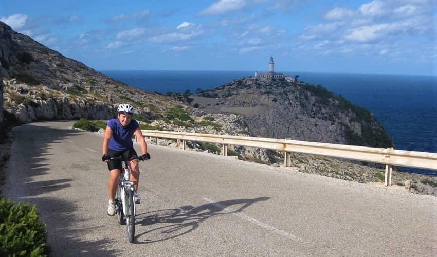 Cap de Formentor - Mallorca Cycling Climb