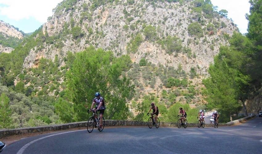 Coll de sa Batalla - Mallorca Cycling Climb