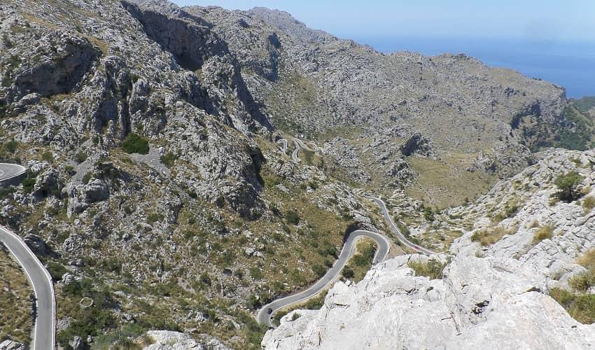 Sa Calobra - Mallorca Cycling Climb