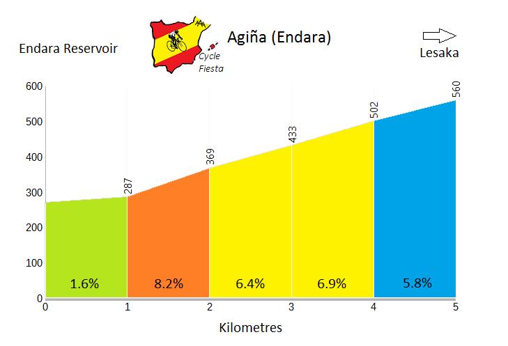 Agiña Profile
