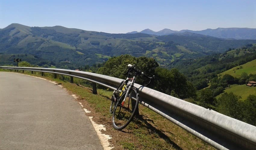 Agiña - Navarra Cycling Climb