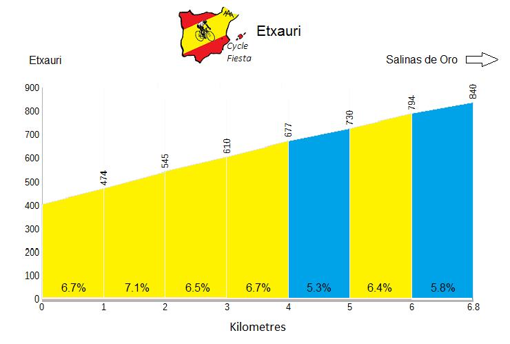 Etxauri Profile