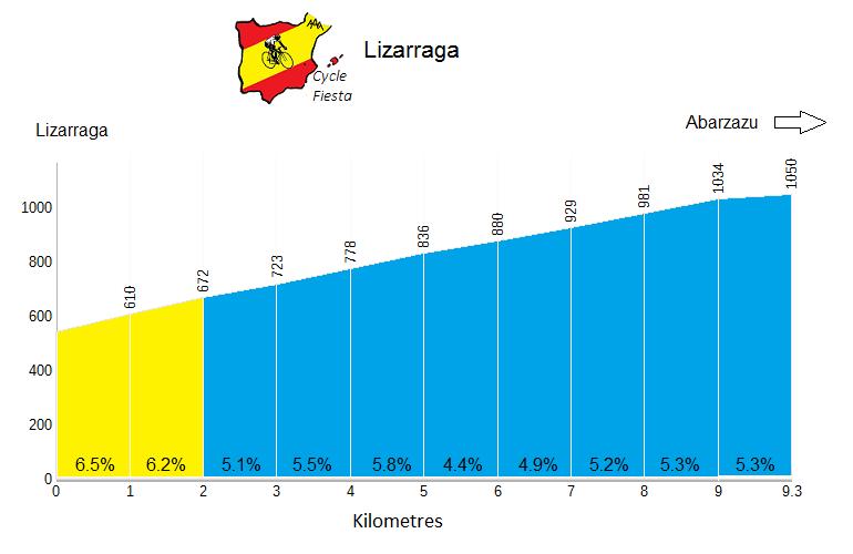 Lizarraga Profile