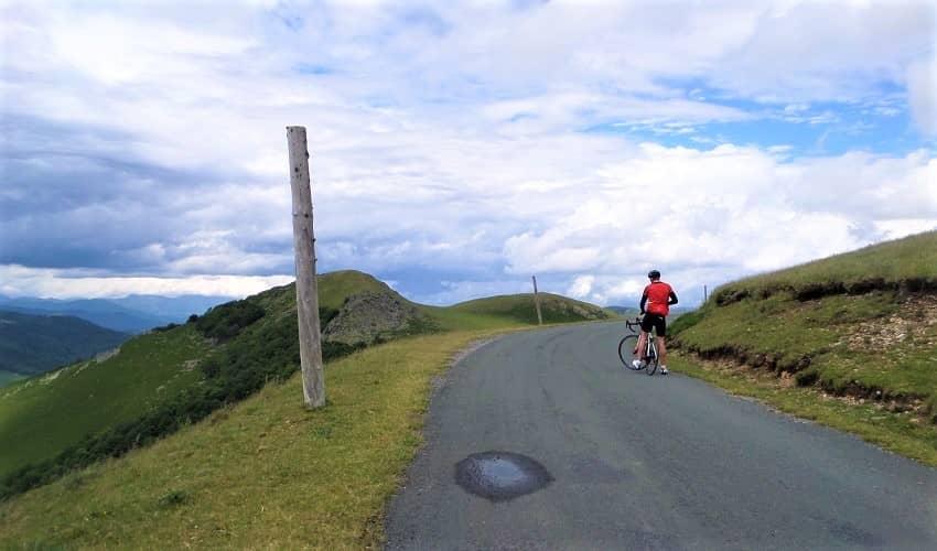 Col de Bagargi Quiet Roads
