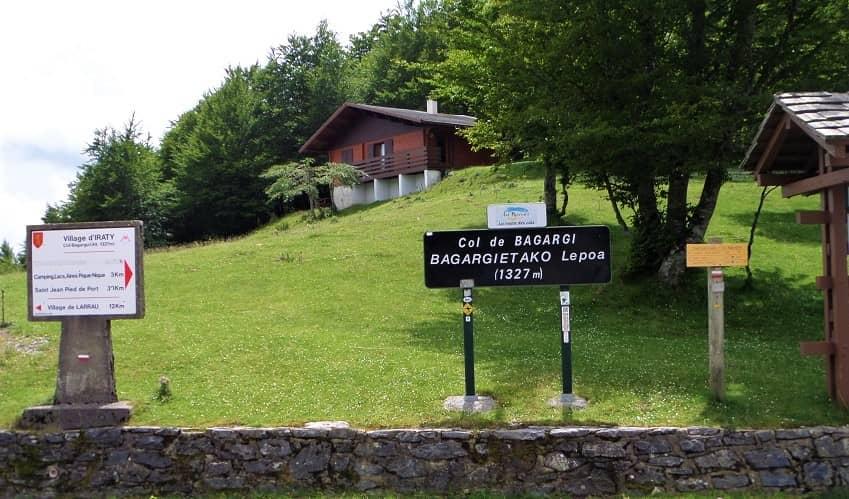 Col de Bagargi (Larrau)