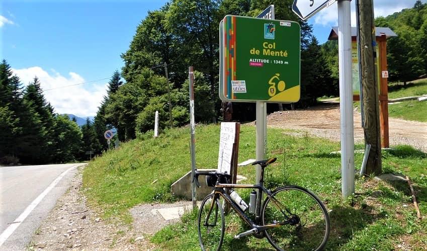Col de Menté (Pyrenees)