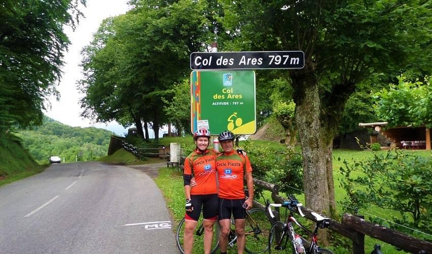 Col des Ares (Le Job) (Pyrenees)