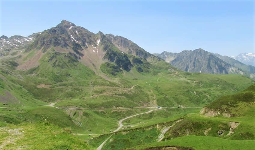 Col du Tourmalet - Luz Saint Sauveur