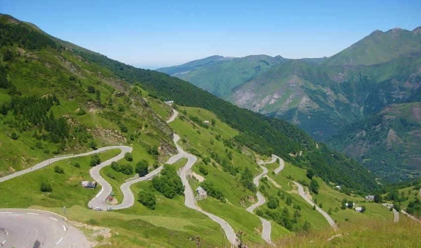 Luz Ardiden (Viscos) - Pyrenees