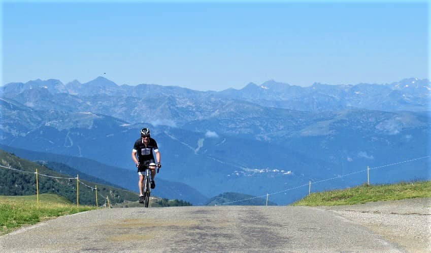 Port de Pailhères (Pyrenees) Cycling Climb