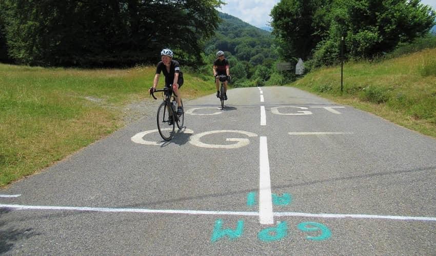 Col de Portet d'Aspet (Aspet) Cycling Climb