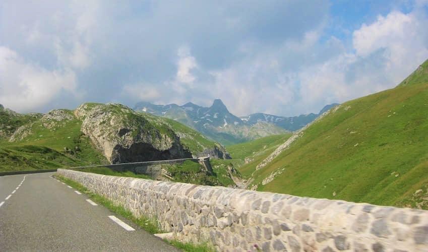 Col du Pourtalet (Laruns) (Pyrenees)