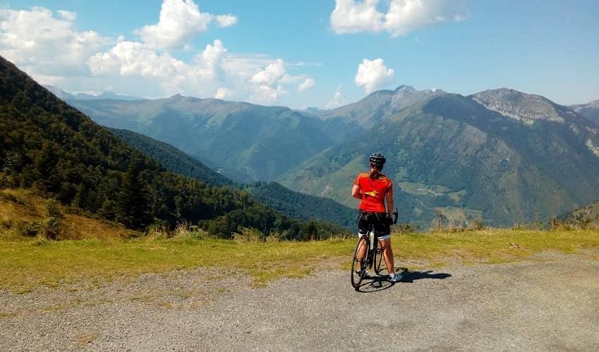Col de Spandelles (Pyrenees) Cycling Climb