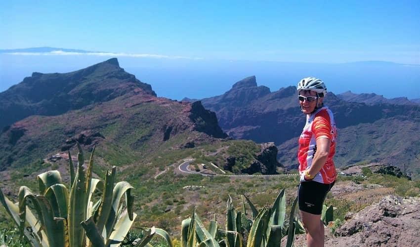 Mirador de Masca - Tenerife Cycling Climb