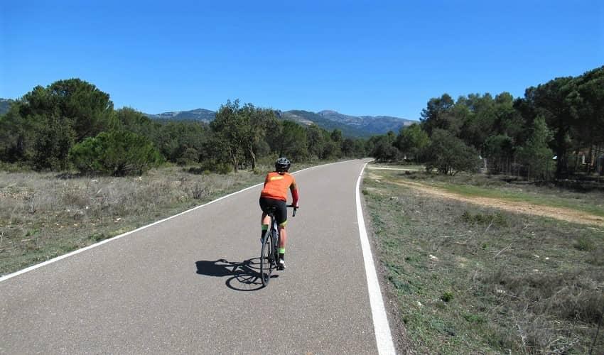 Alto de Beneixama from Fontanars - Costa Blanca Cycling Climb