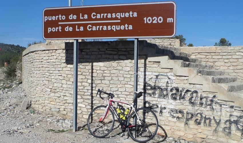 Carrasqueta Summit