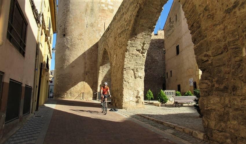 Chirivilla from Segorbe - Valencia Cycling Climb