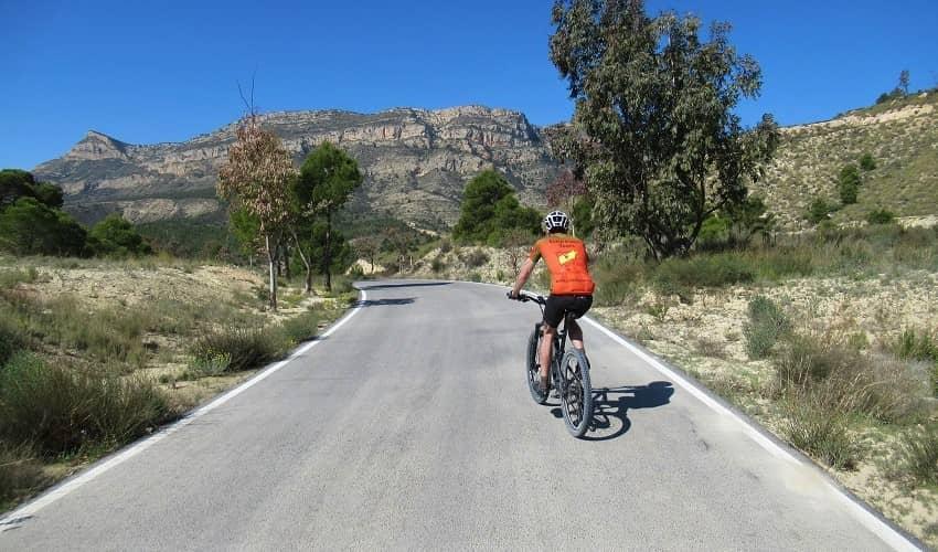 Coll del Cid from Petrer - Costa Blanca Cycling Climb