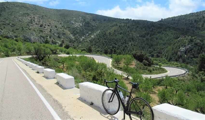 Port de Confrides from Benilloba - Costa Blanca Cycling Climb