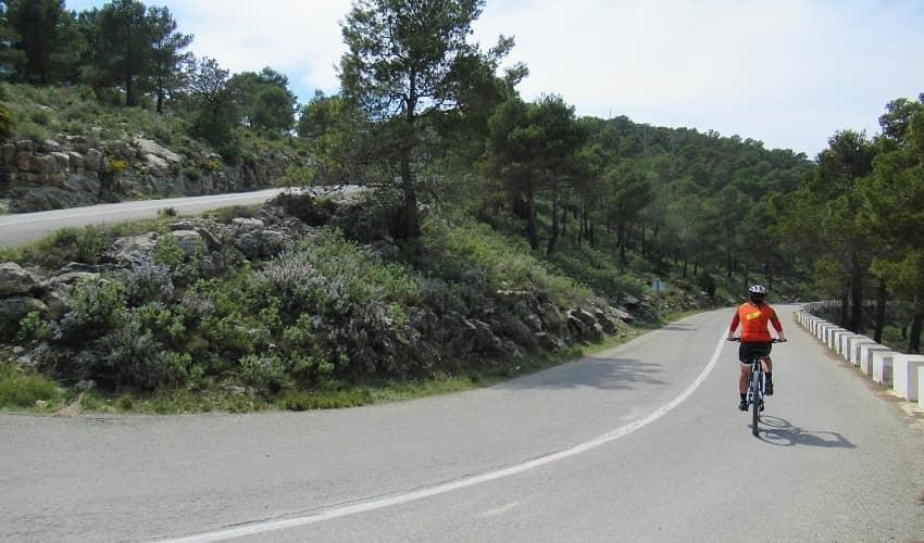Ermita de Sant Antoni from Alcoy - Costa Blanca Cycling Climb