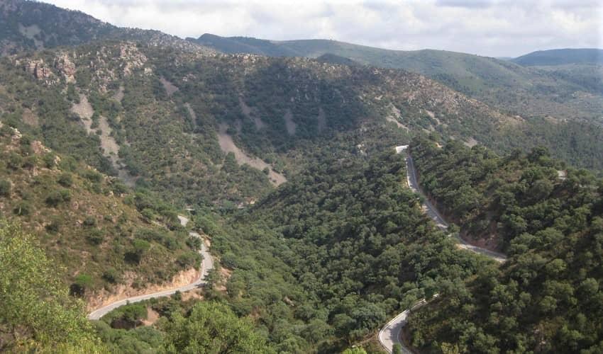 Port d'Eslida from Artana - Valencia Cycling Climb