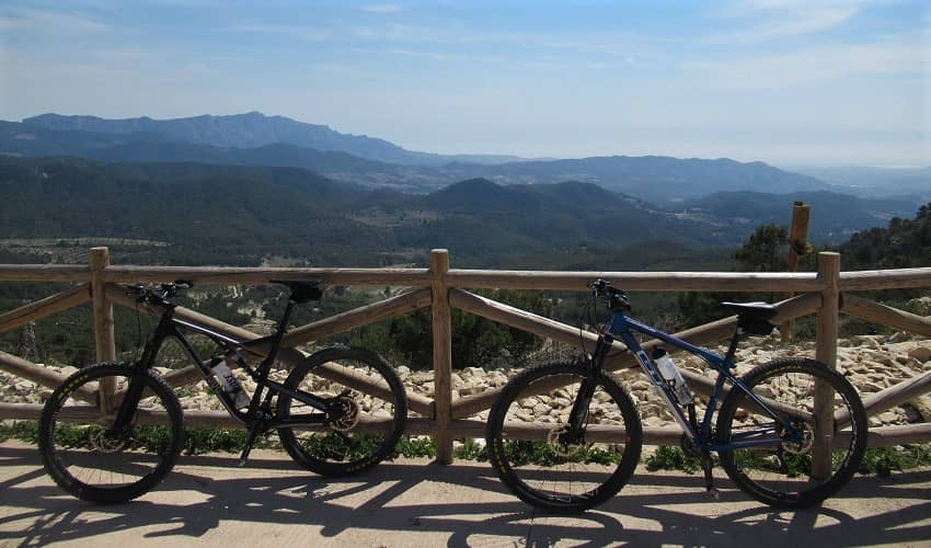 La Carrasqueta from Alcoy - Costa Blanca Cycling Climb