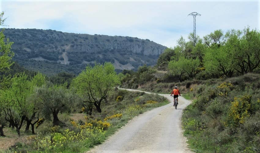 Revolcat from Els Algars - Costa Blanca Cycling Climb