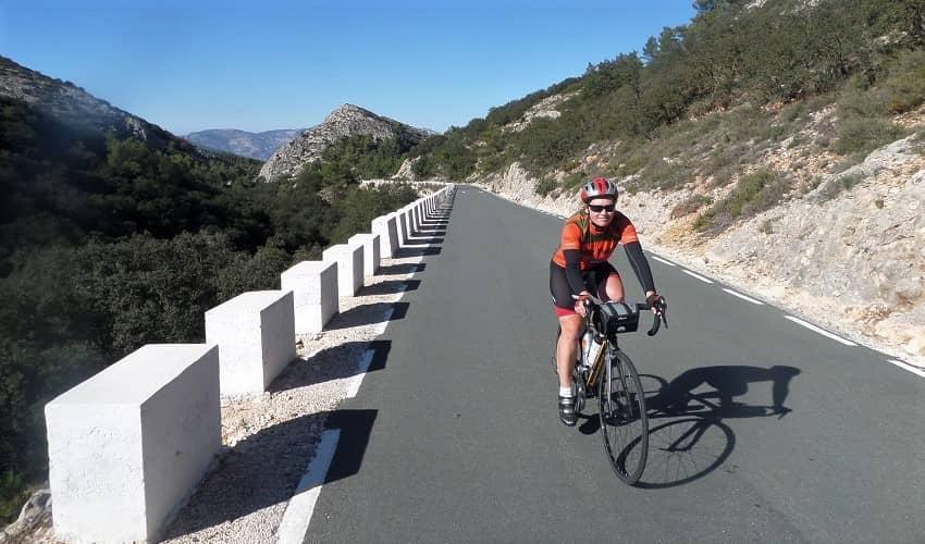 Port de Tudons from Penàguila - Costa Blanca Cycling Climb
