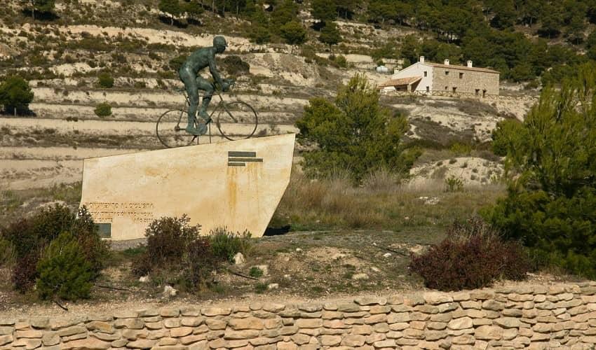 Xorret de Catí from Petrer - Costa Blanca Cycling Climb